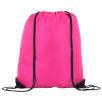 Everyday Drawstring Bags in Shocking Pink