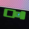 Full Colour Webcam Covers in Green