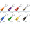 12 Sided Trolley Coin Stick Keyrings