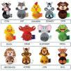 Card Head Animal Logobugs