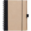 Branded A5 New Birchley Recycled Paper Notebooks for environmental companies