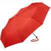Fare Recycled PET Auto Mini Umbrella in Red