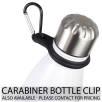 750ml Stainless Steel Water Bottles Optional Clip (POA)