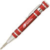 Pen Shaped Screwdrivers in Red