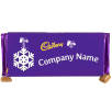 Company Logo Branded Chocolate for Exhibition Giveaways