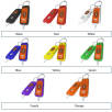 Colour options for Deluxe Tyre Tread Depth Keyrings