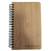 Eco Bamboo Notebook in Natural