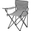 Wilderness Camping Chairs in Cool Grey