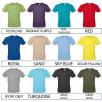 B & C All Purpose T-Shirts
