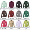 Ladies Long Sleeve Poplin Shirts