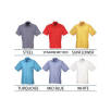Men's Short Sleeved Poplin Shirts