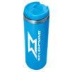 Thermal Steel Travel Mugs in Blue