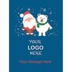 Stock Design BG06 Santa & Polar Bear
