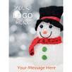 Stock Design BG29 Snowman