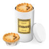 Mince Pie Snack Tins