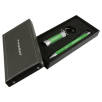Soft Touch Stylus Pen & Torch Gift Sets in Apple Green