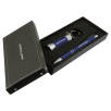 Soft Touch Stylus Pen & Torch Gift Sets in Dark Blue