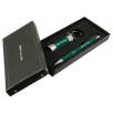 Soft Touch Pen & Torch Gift Sets in Green