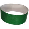 Printed Tyvek Wristbands In Green