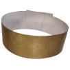 Printed Tyvek Wristbands In Gold