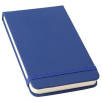 Flip Cover Notebook in Blue