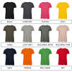 B & C Inspire Ladies' Organic T-Shirts
