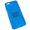 Custom Flex Phone Cases in Translucent Blue