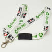 Express 20mm rPET Lanyards
