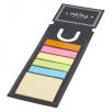 Sticky Note Bookmark in Black