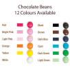 Individually Named Chocolate Bean Pots