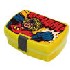 Lunch Box With Clip in Yellow