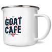 Steel Rim 10oz Premium Enamel Mugs