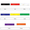 15cm Ruler colour options for Work From Home Gift Sets