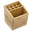 Tullahoma Bamboo Desk Tidy in Light Brown