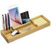 Wooden Desktop Organiser