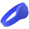 Any Colour RFID Silicone Wristbands in Circular Style