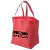 Kansas Non Woven Shopper Bags in Red