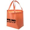 Kansas Non Woven Shopper Bags in Orange