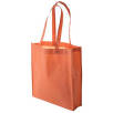 Kansas Non-Woven Tote Bags in Orange