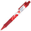 Chaplin Antimicrobial Ballpens in Red