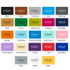 Colour options for 10pc Mood Motivation Cards