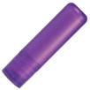 Vegan Lip Balm Sticks in Frosted Violet
