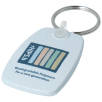 Recycled Biodegradable Plastic Keyrings in Sky