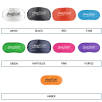 Eye Mask Colours for Wellbeing Gift Sets