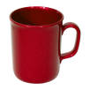 Eco Spectra Reclaimed Plastic Mugs in Red