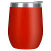 Mood Reusable Coffee Cups in Red