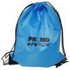 Core Range Drawstring Bag in Light Blue