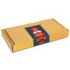 Christmas Treats Box in Shiny Gold