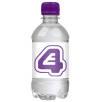 330ml Bottled Water Screw Cap in Purple