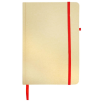 Borrowdale Hardback Notebooks in Natural/Red